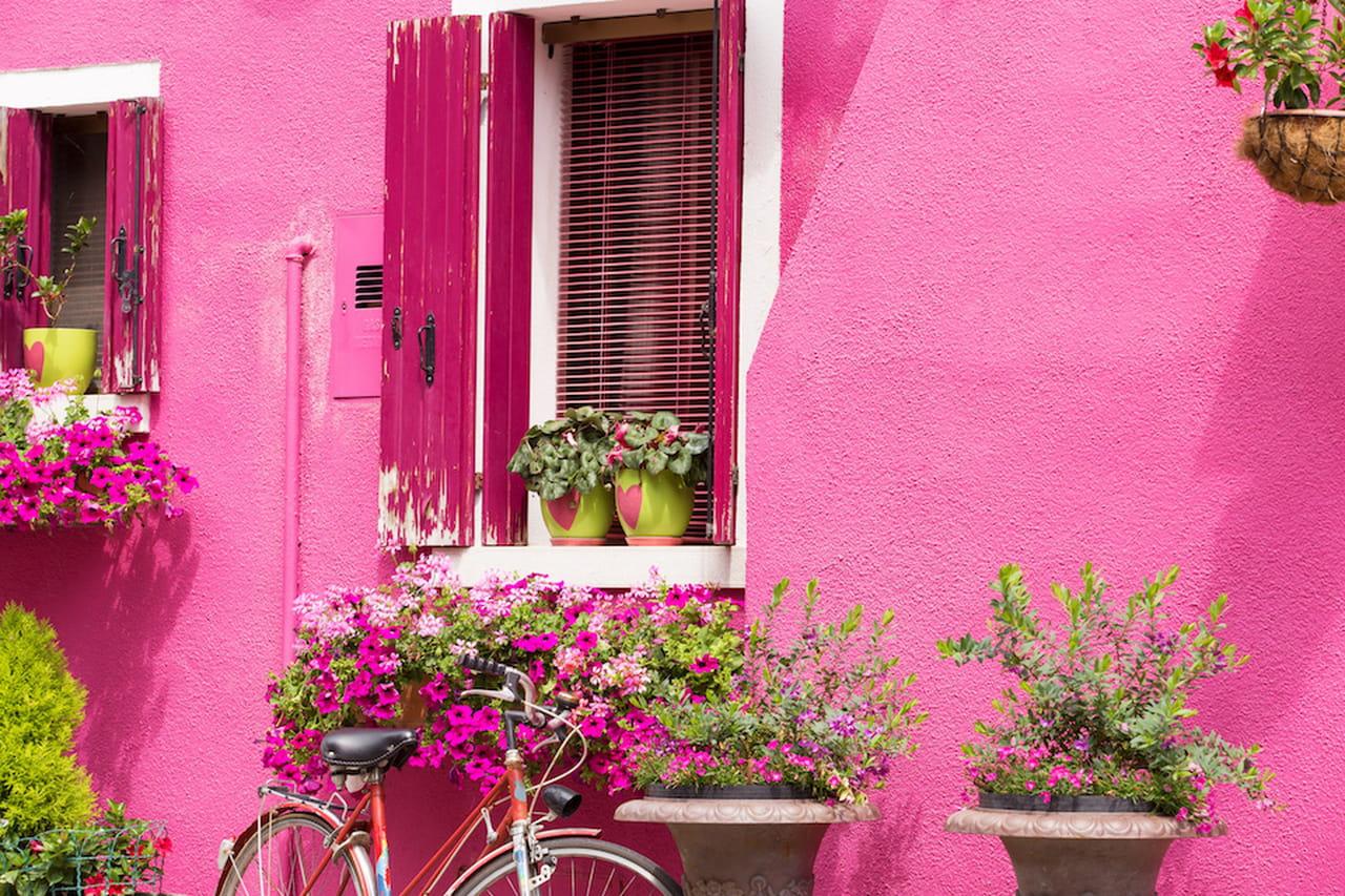 Colori pastello soluzioni per pareti non solo interne for Tavole colori per pareti
