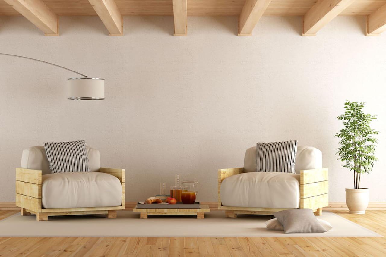Favoloso Arredare con i bancali: riciclo design per tutta la casa TY47
