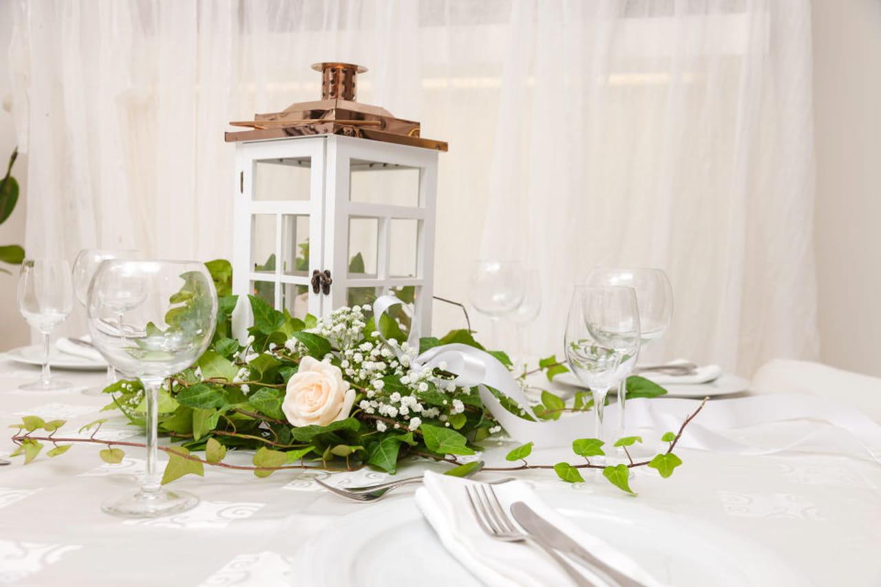 Centrotavola Matrimonio Stile Rustico : Centrotavola matrimonio ad ogni tema il suo stile