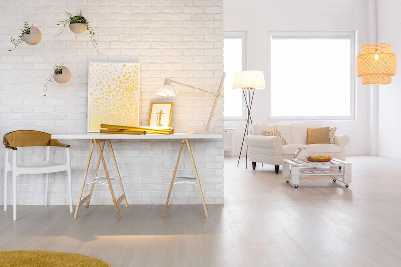 Scrivania Ufficio Design : Scrivania fai da te: da ufficio di design o industrial attrezzata