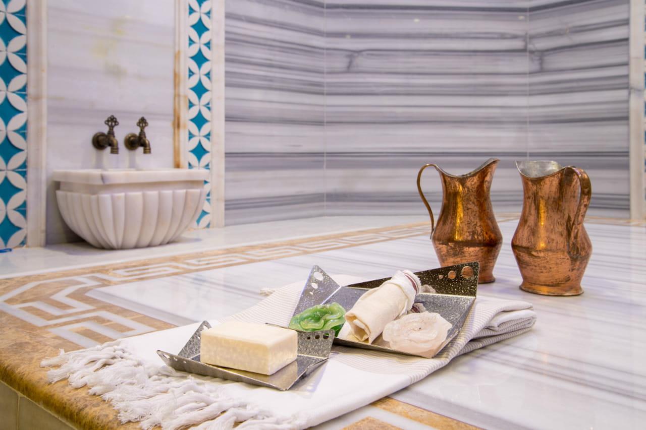 il bagno turco a cosa serve