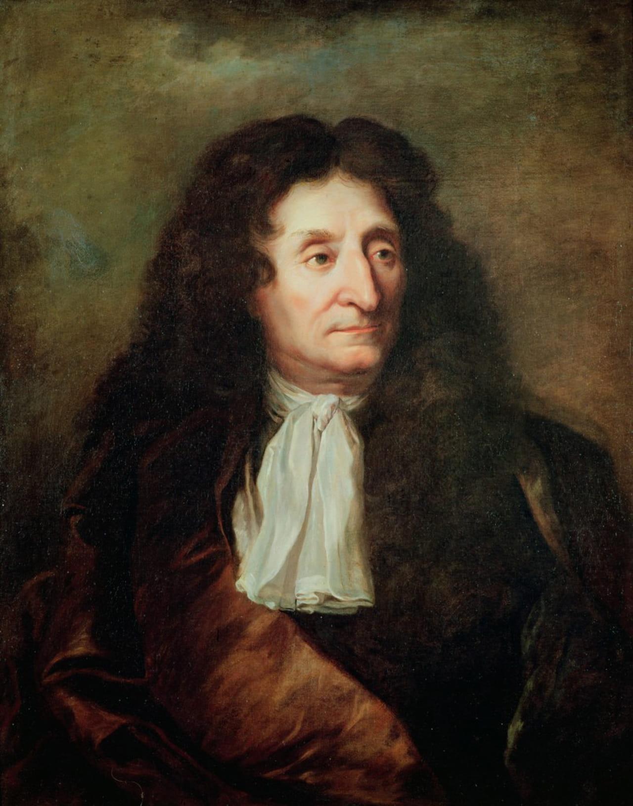 L auteur - Jean de la Fontaine