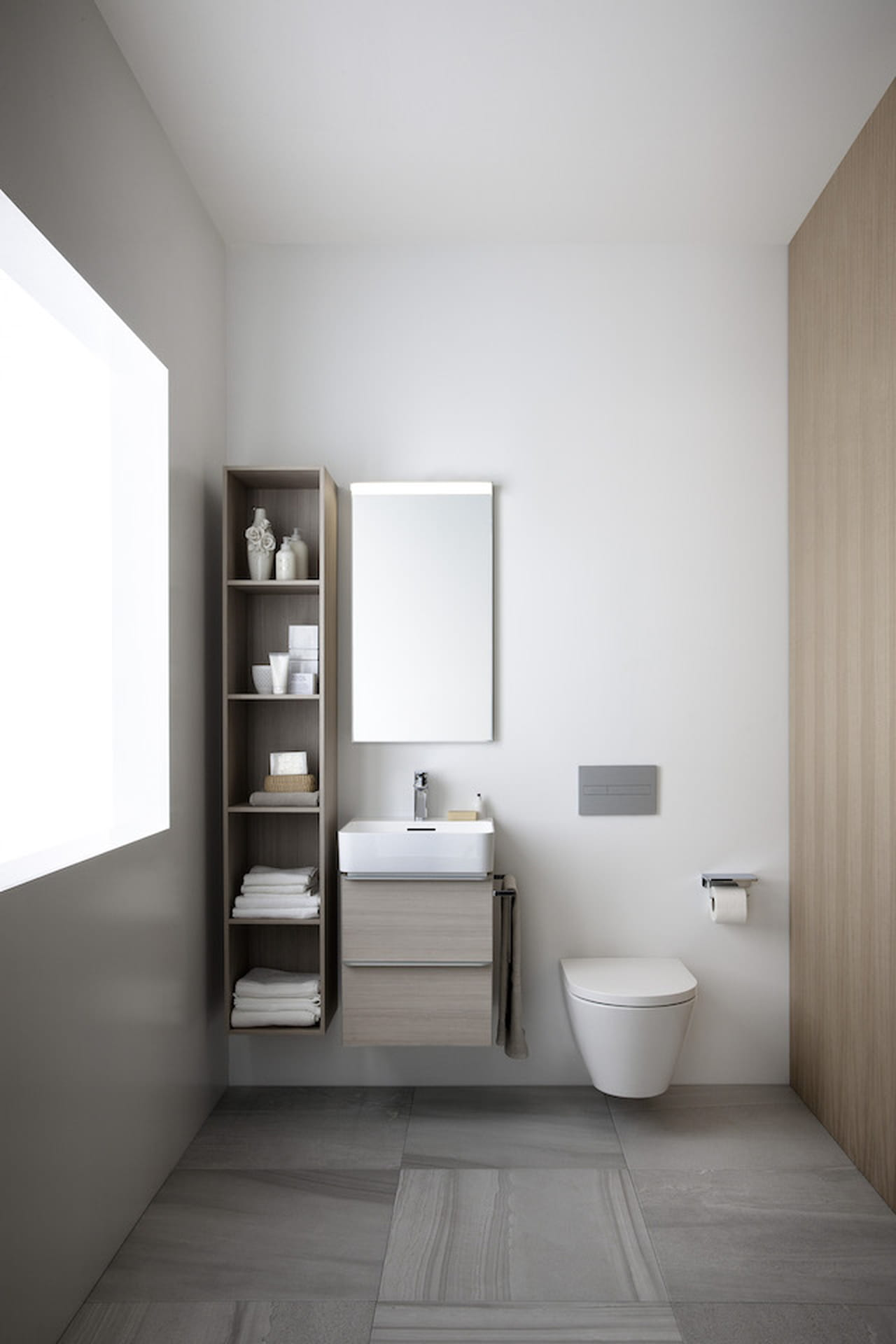 Bagni piccoli soluzioni compatte per arredarli for Mobiletti piccoli da bagno