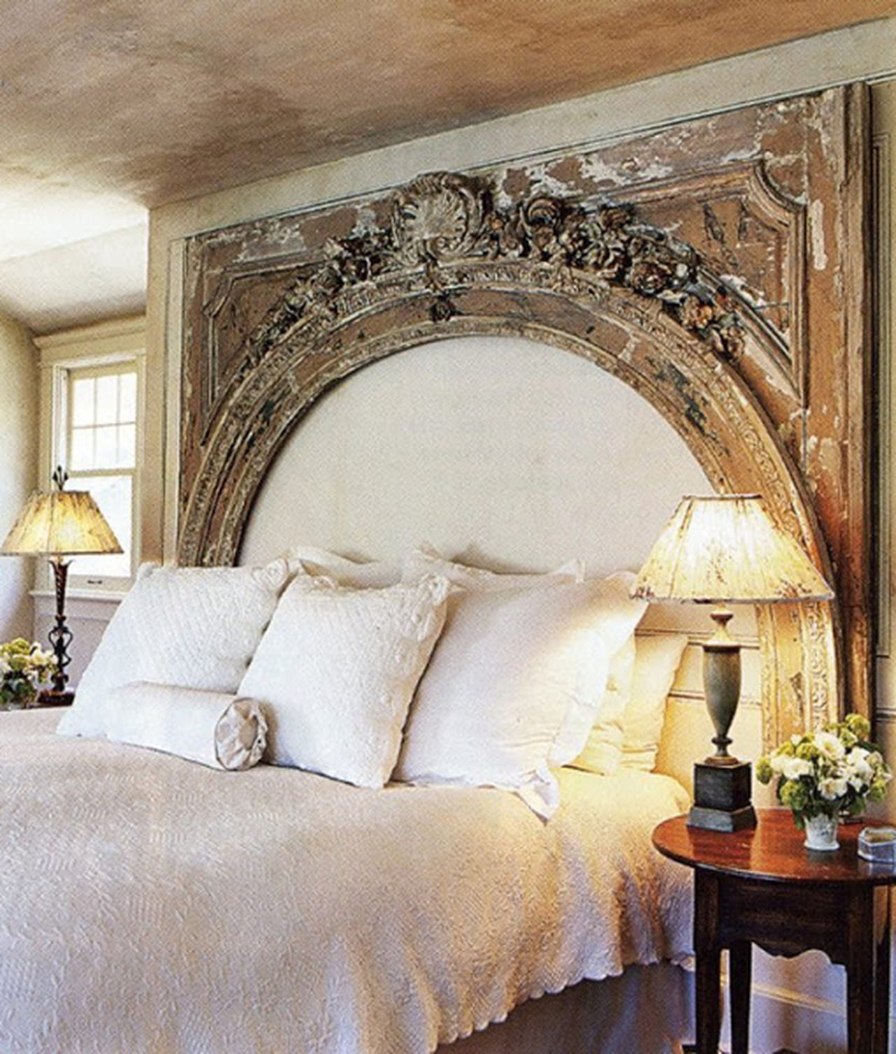 تصميمات رائعة وجديدة لخلفيات السرير