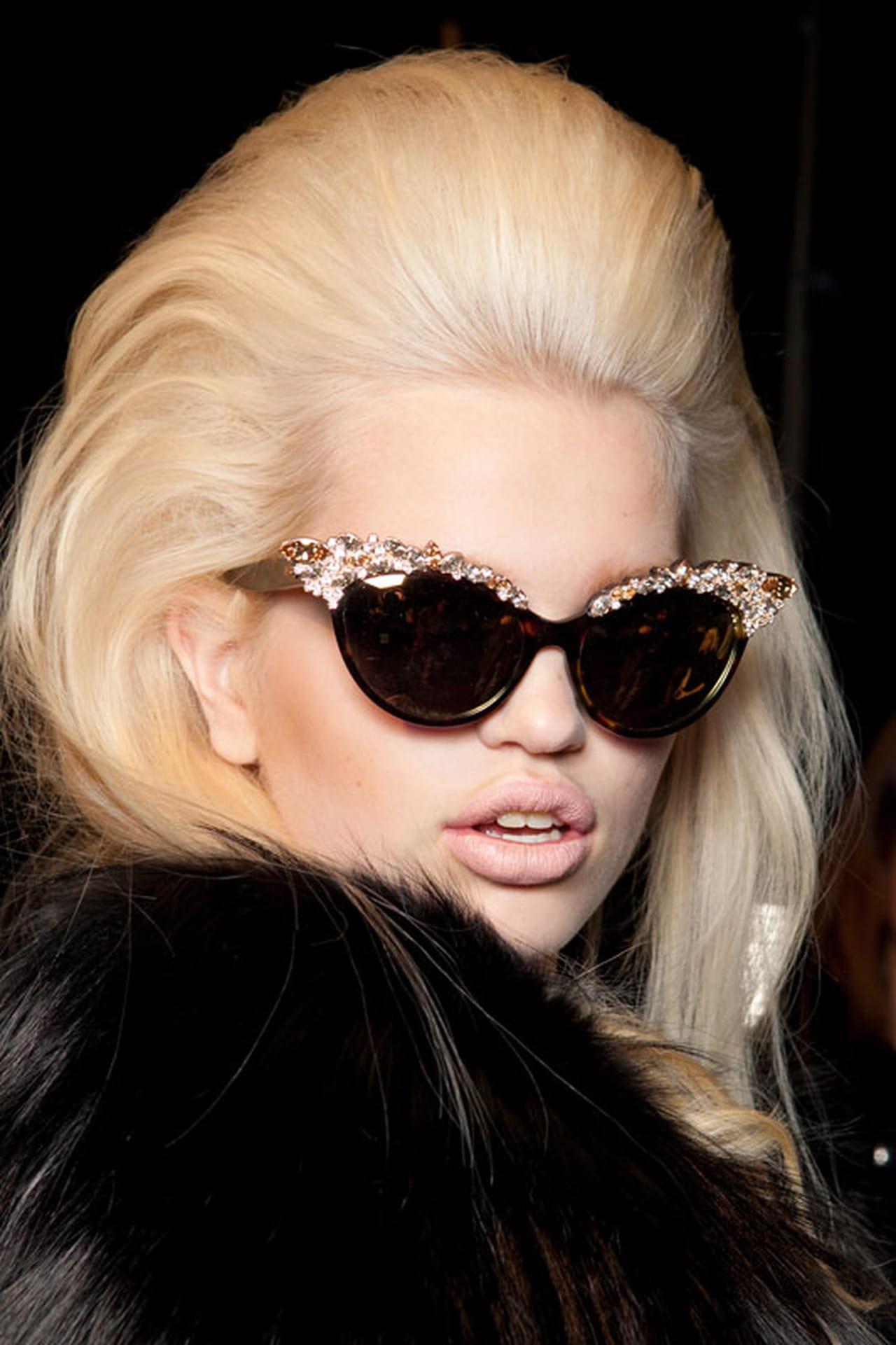 b3cbd94ee مجموعة نظارات شمسية من أهم الماركات العالمية لعامي 2012/2013