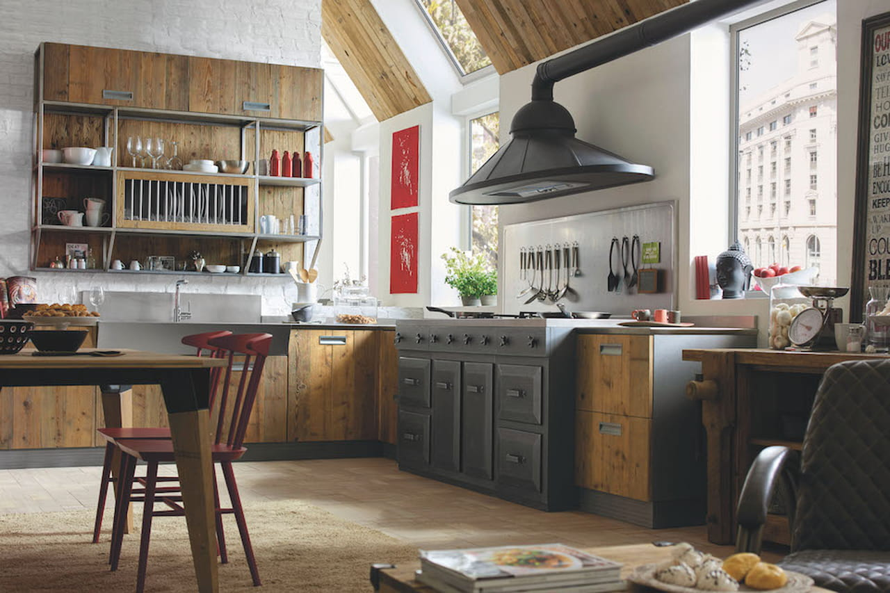 Best Arredo Cucina Rustica Contemporary - Skilifts.us - skilifts.us