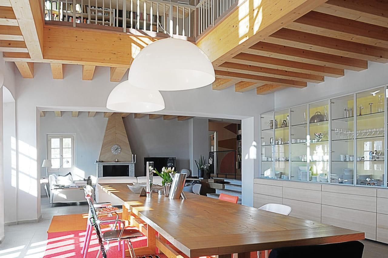 Di Casa Alessi Comprende Il Salotto La Sala Da Pranzo E La Cucina #956536 1280 853 Salotto Sala Da Pranzo In Inglese