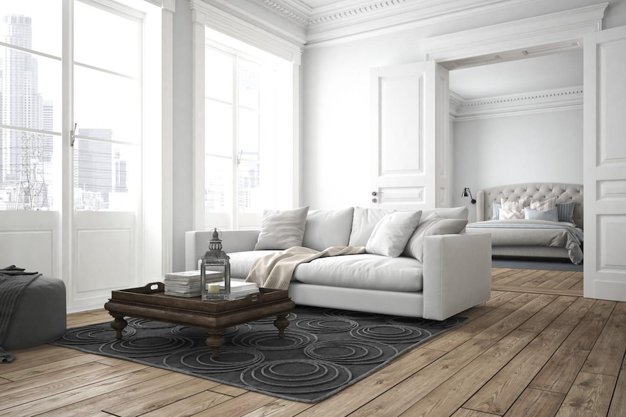 Stile shabby il fascino dell 39 arredamento vintage for Arredamento stile nordico moderno