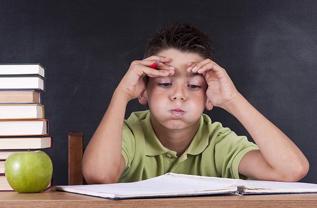 تأجيل الدراسة والواجبات المدرسية