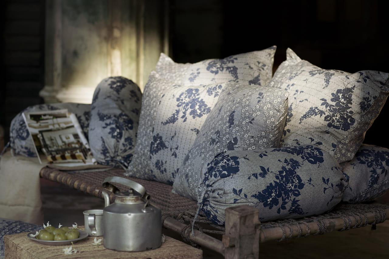 Vita in campagna casa da sogno for Tessuti provenzali ikea