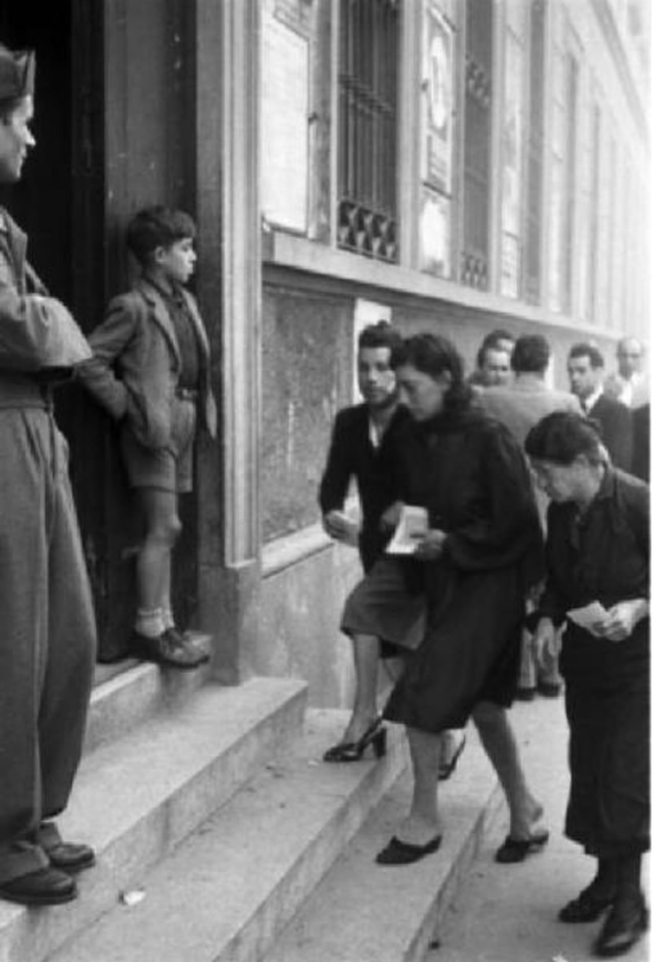 1 febbraio 1945 il voto alle donne legge for Numero deputati parlamento italiano