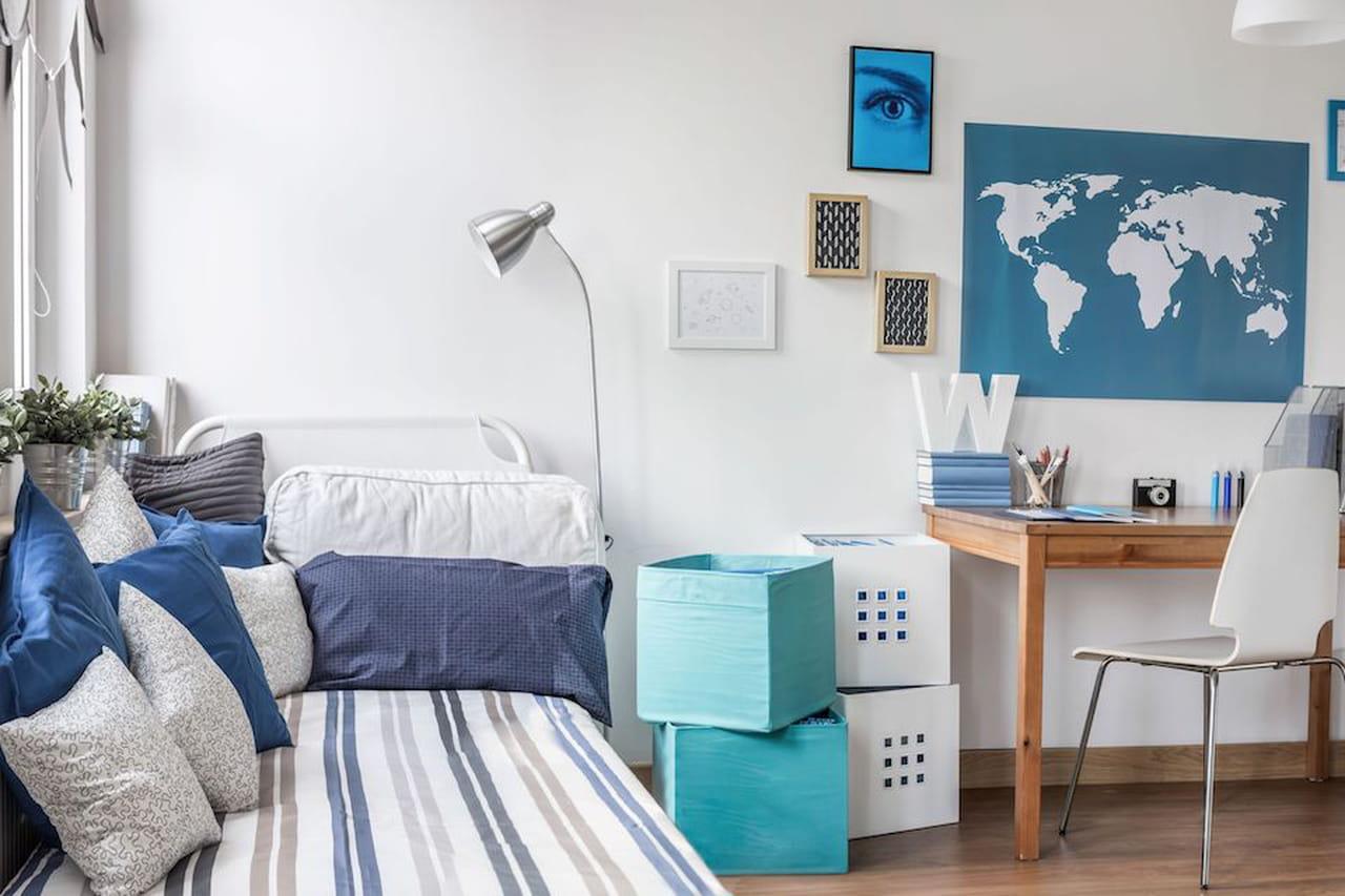 Misure letto singolo: standard o over size?