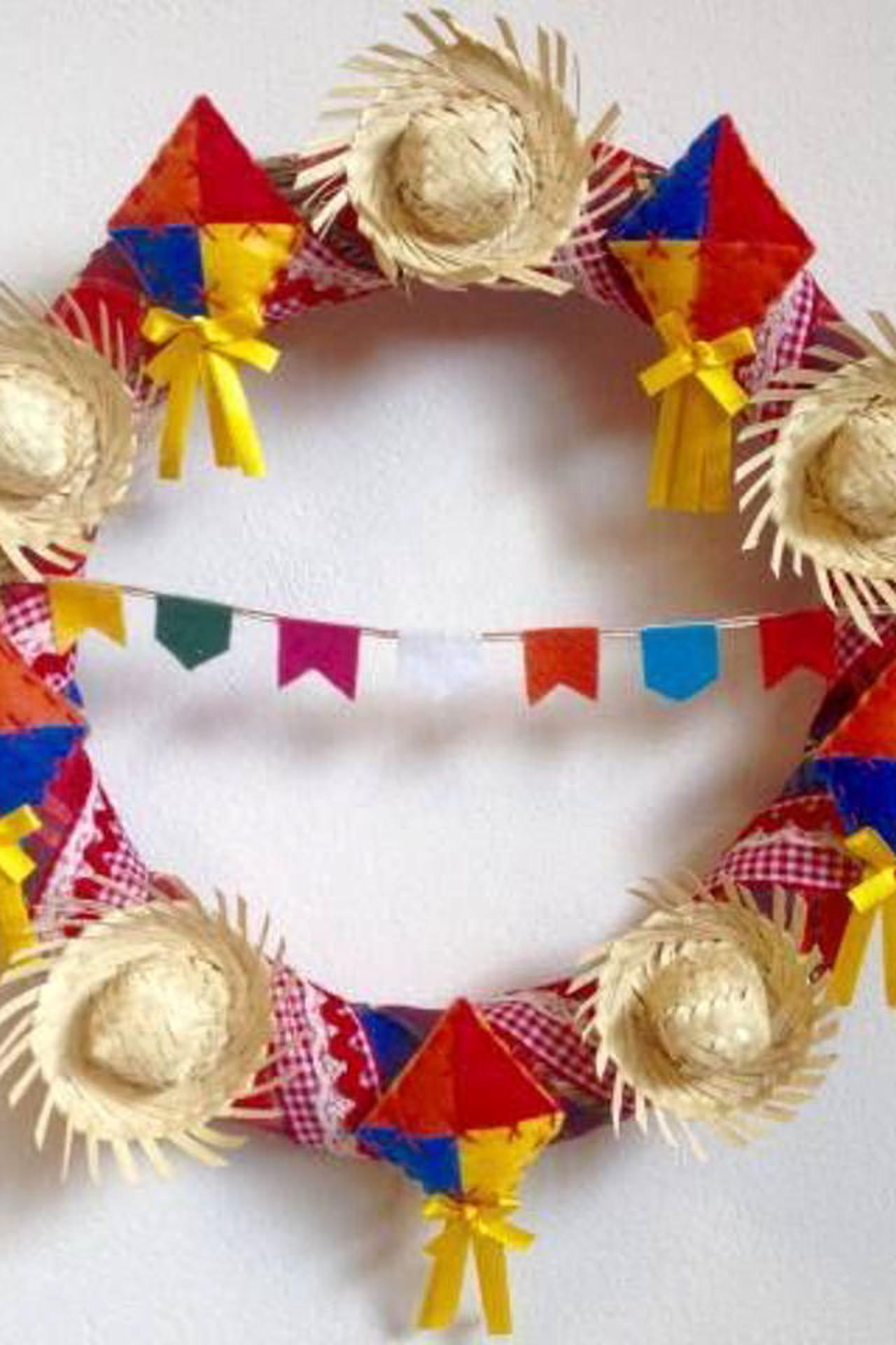 Decoração De Festa Junina Veja Ideias Criativas E Fáceis De Fazer