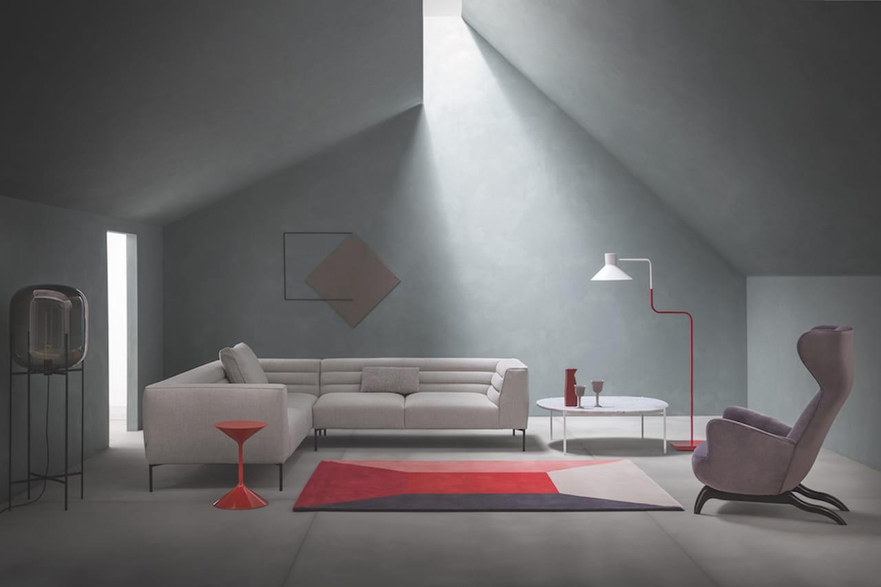 Arredamento moderno spunti di design per il soggiorno for Arredamento moderno casa