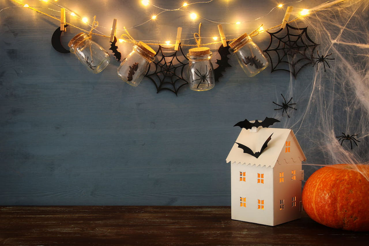 Decorazioni halloween idee e addobbi fai da te for Decorazioni torte halloween fai da te