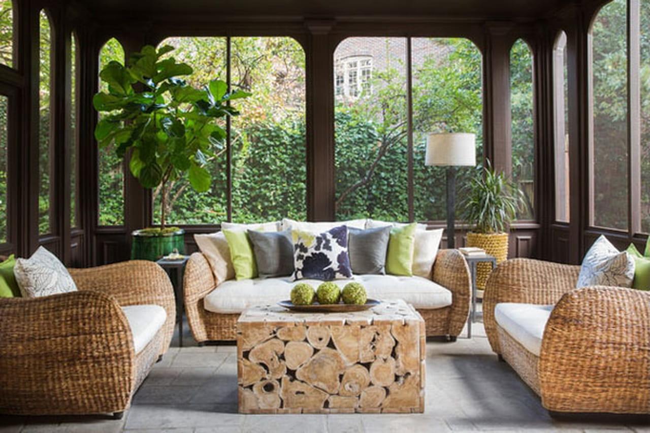 10 for Decoracion natural interiores