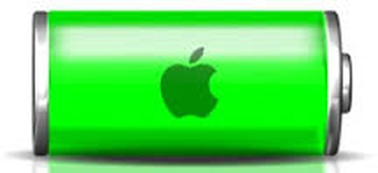 Economiser Batterie Iphone