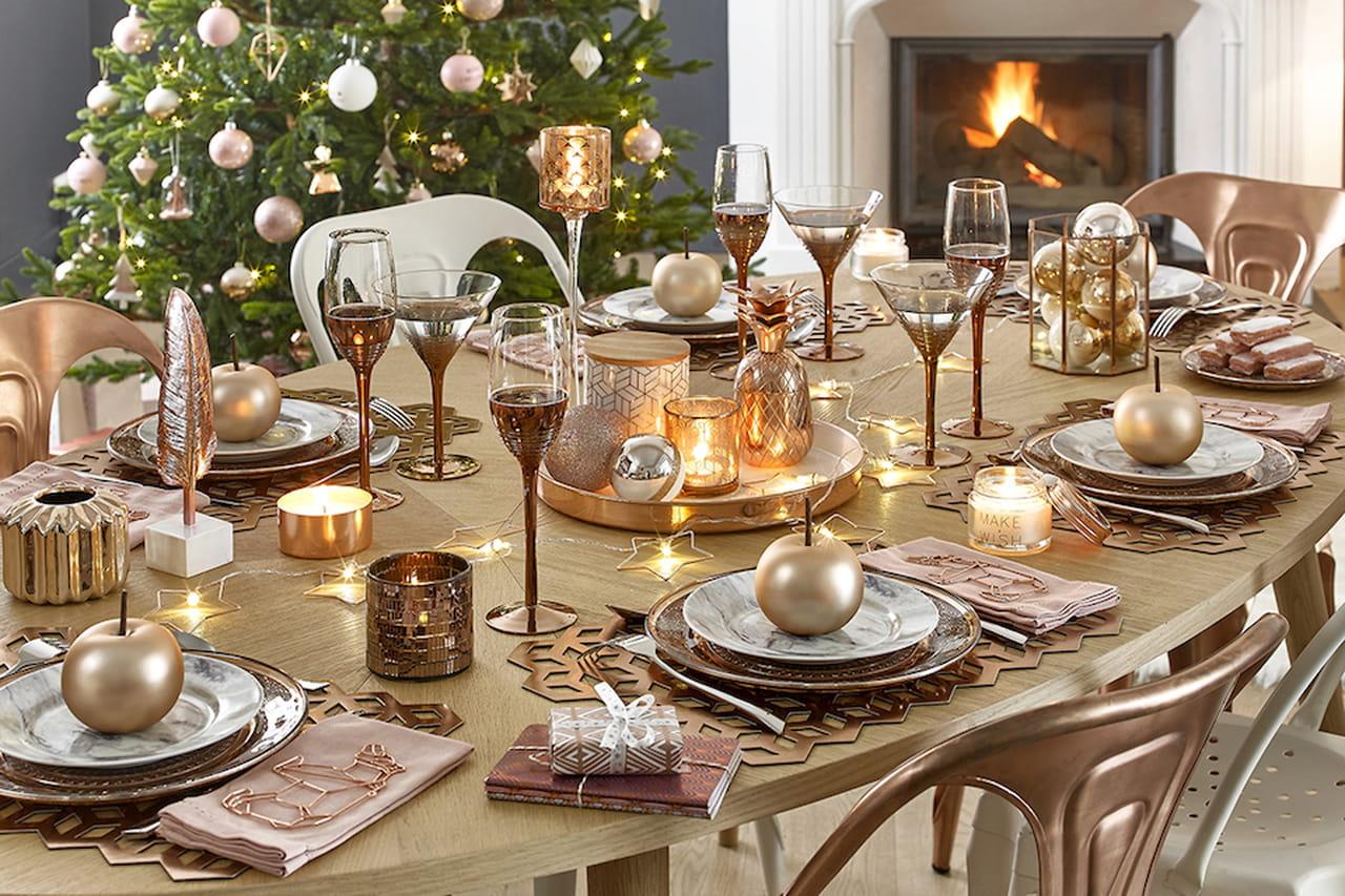 Addobbi natalizi 2016 shopping per una casa in festa - Addobbi natalizi per tavola da pranzo ...