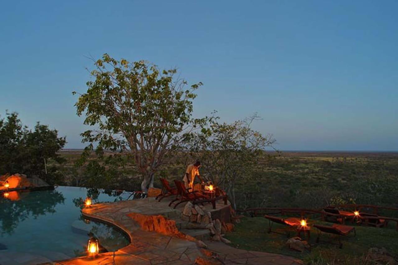 رحلة استجمام هادئة في غابات السافانا في كينيا. 875125.jpg