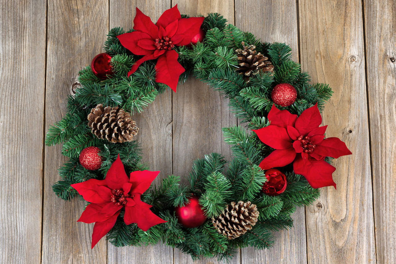 Eccezionale Stelle di Natale: fai da te con la carta MF04
