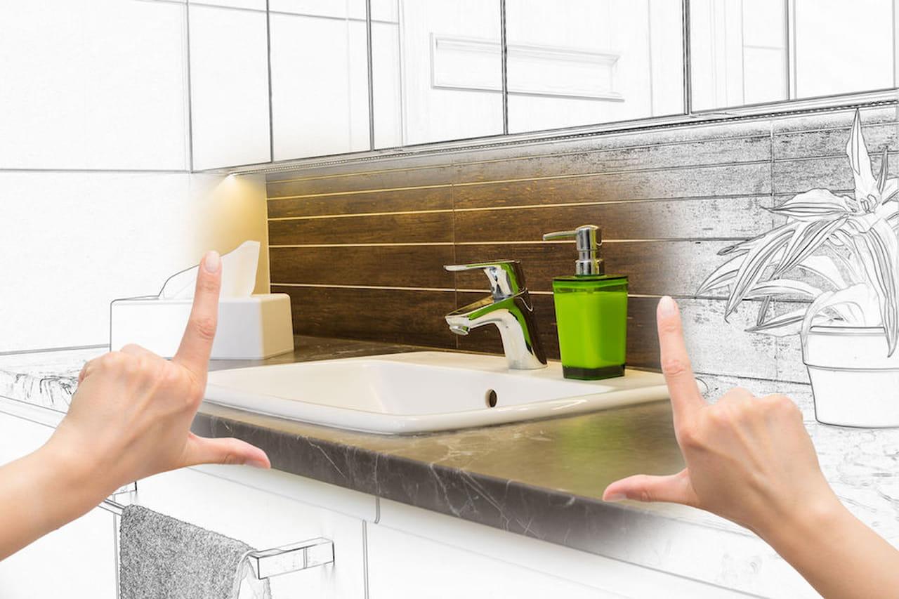 Rifare il bagno quanto costa e come risparmiare - Rifare il bagno di casa ...