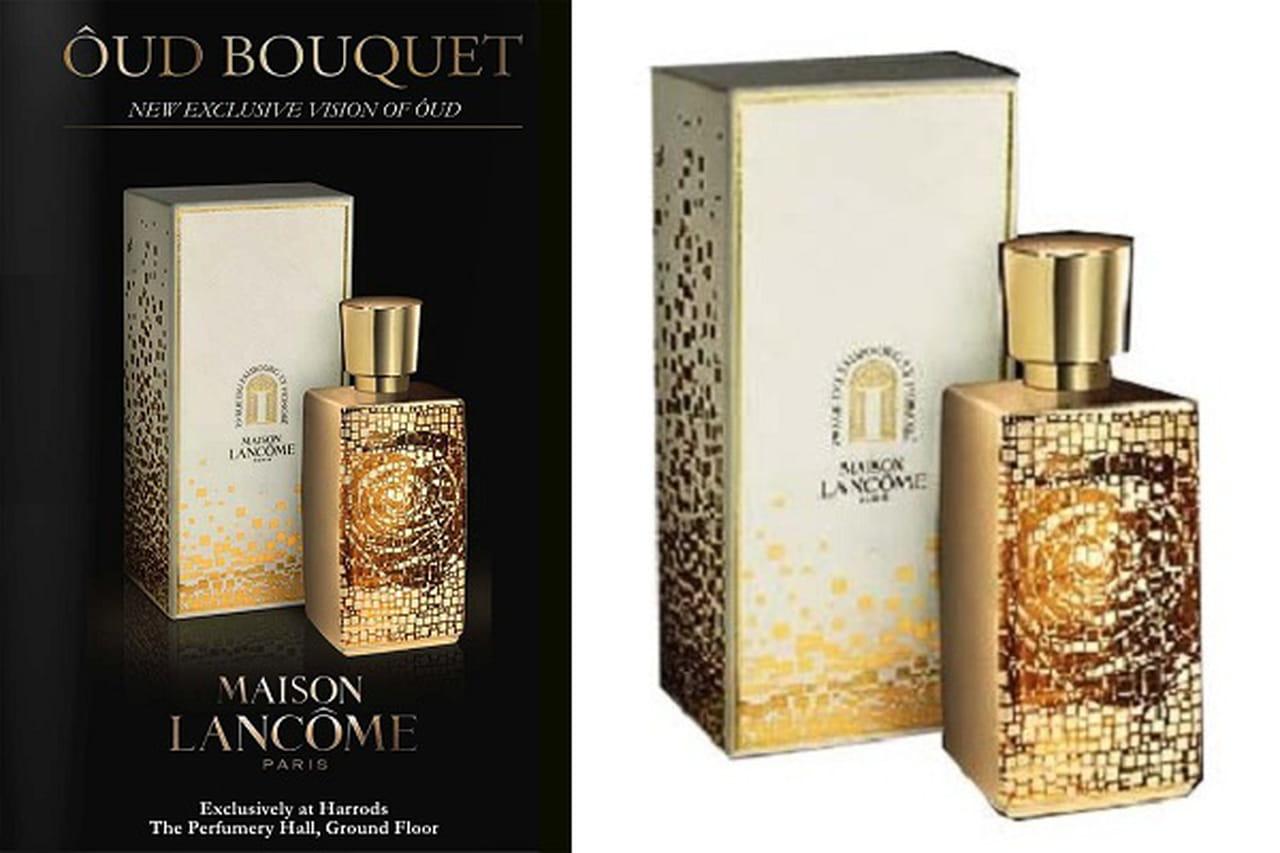 fc817b5d7 Oud Bouquet عطر جديد من لانكوم لكِ وله