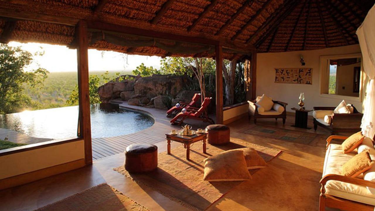 رحلة استجمام هادئة في غابات السافانا في كينيا. 875121.jpg