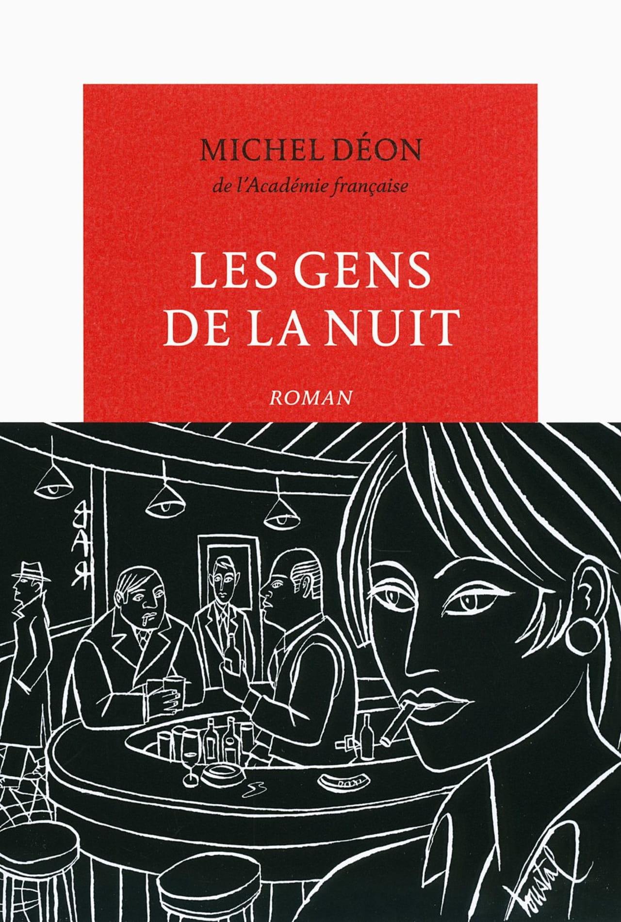 L 39 Assurance D 39 Une Beaut Rest E Intacte Les Gens De La Nuit De Michel D On De L Acad Mie