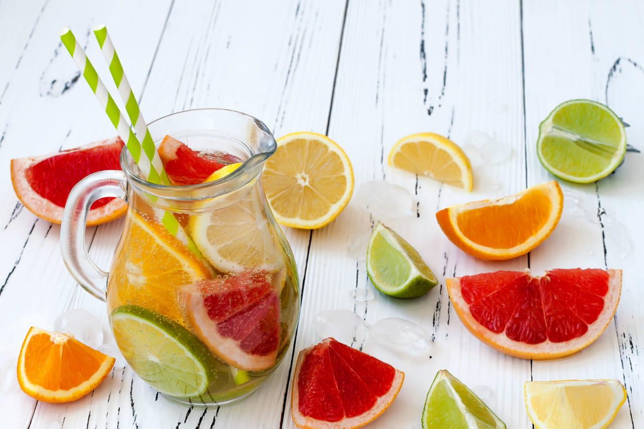 Dieta disintossicante ricette per l acqua detox for Mapo frutto