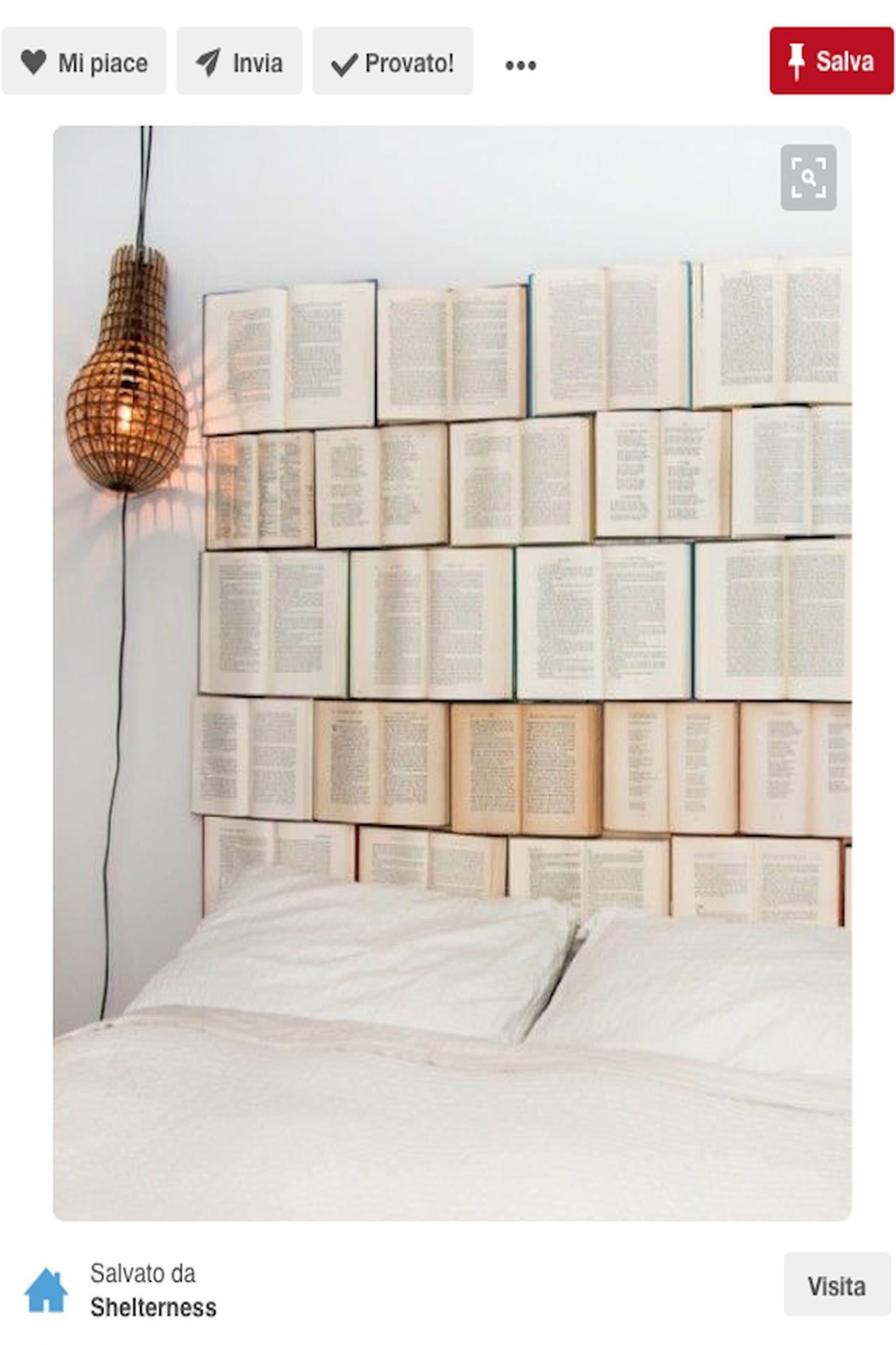 Testata del letto fai da te idee per la casa - Testata del letto ...