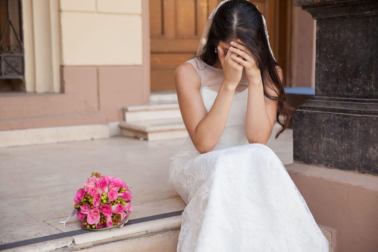 Фото измена невест на свадьбе жениху