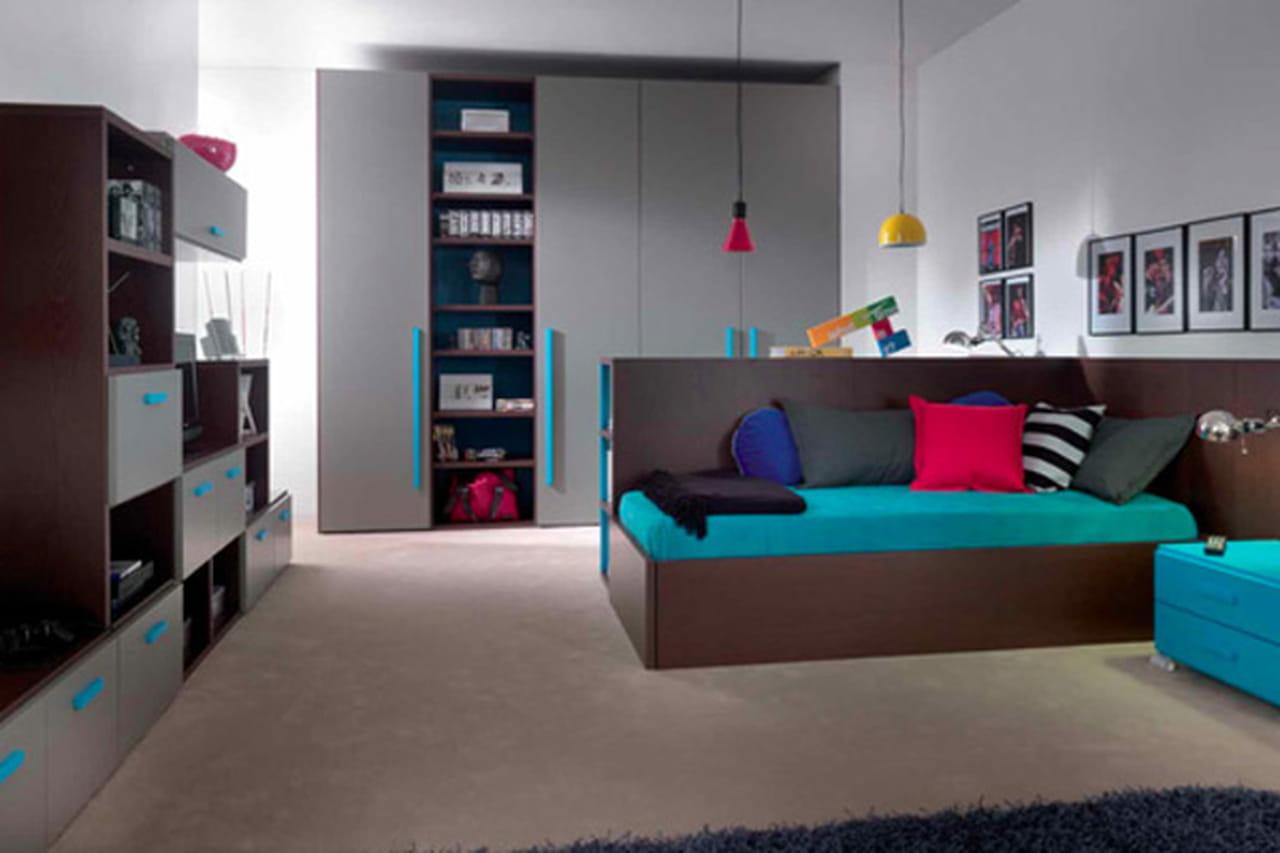 Выбор мебели для подростков - как сочетать молодежный стиль .