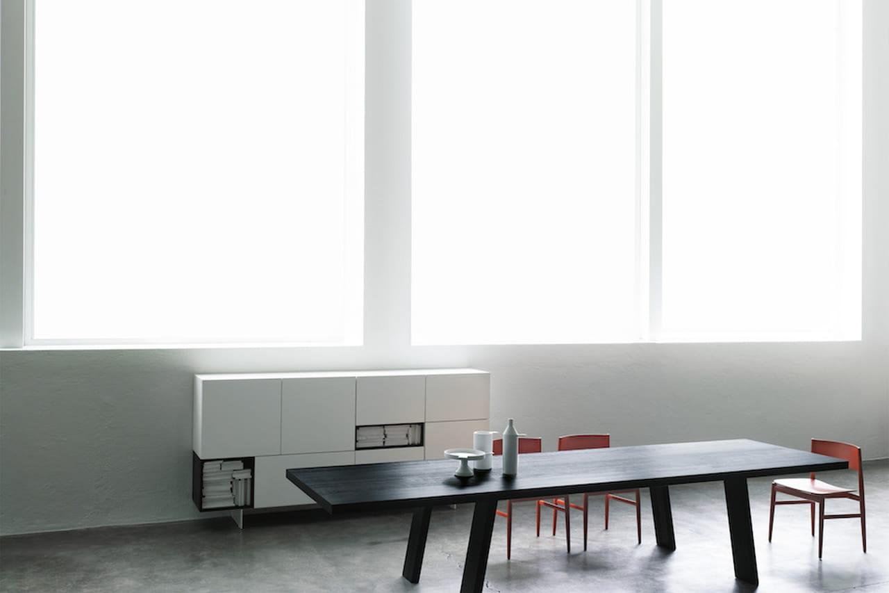 Sala da pranzo tavoli di design per tutti i gusti - Si trovano sul tavolo da pranzo 94 ...
