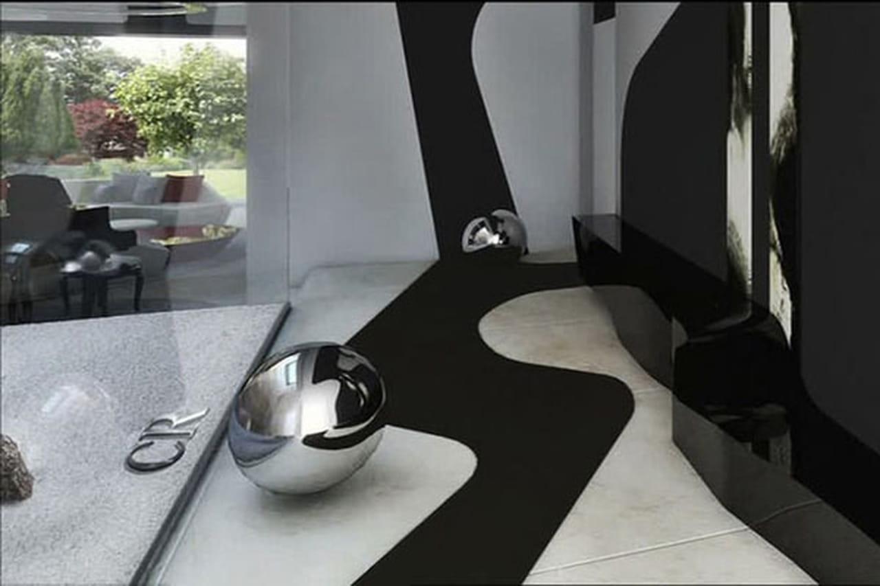منزل نجم ريال مدريد كريستيانو رونالدو والفخامة بلمسة أسبانية 826064.jpg