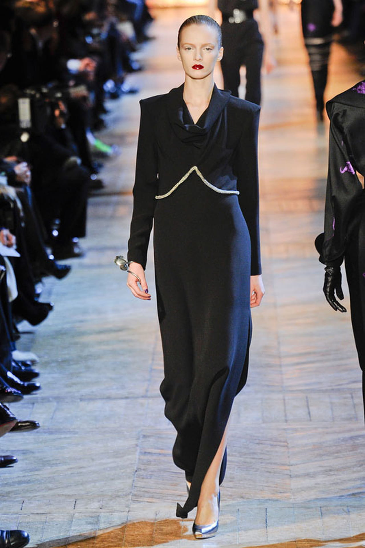 Saint Laurent Spring 2018 Ready-to-Wear Collection - Vogue 88