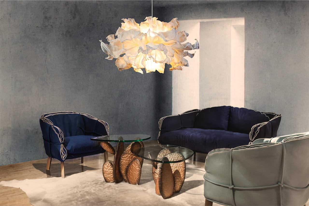 Lampadario Moderno Soggiorno. Gallery Of Lampadario Moderno In ...