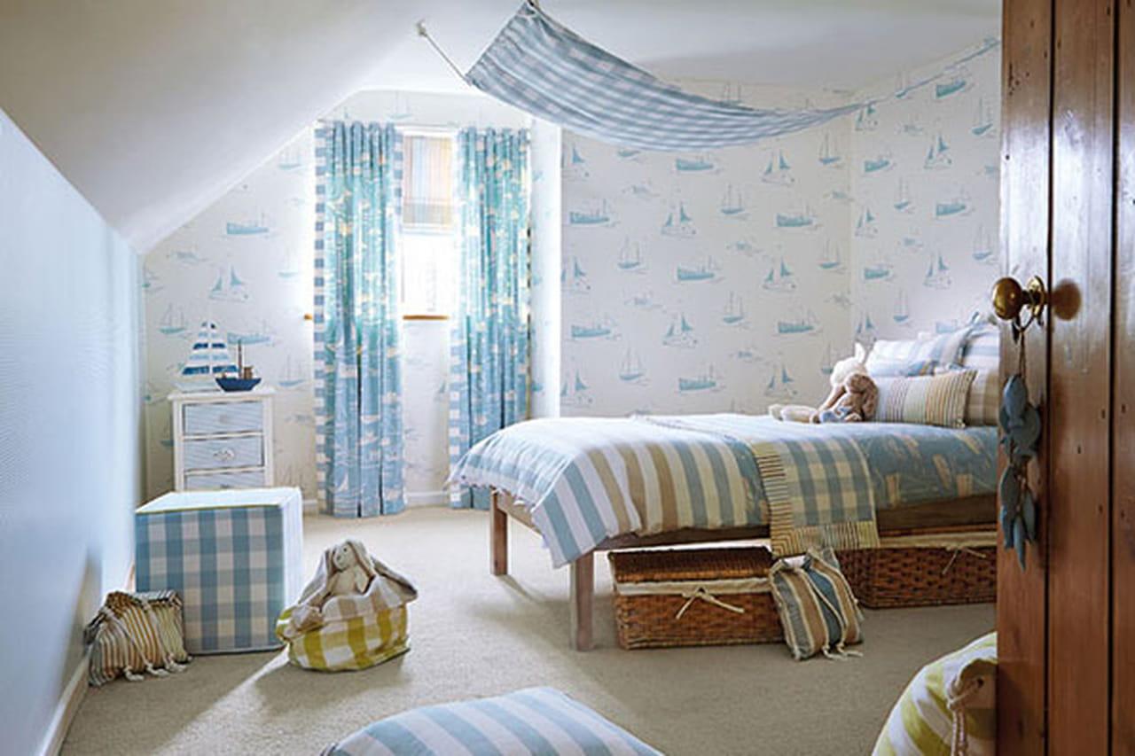 ورق جدران رائع لغرف اطفال من Harlequin لعام 2013