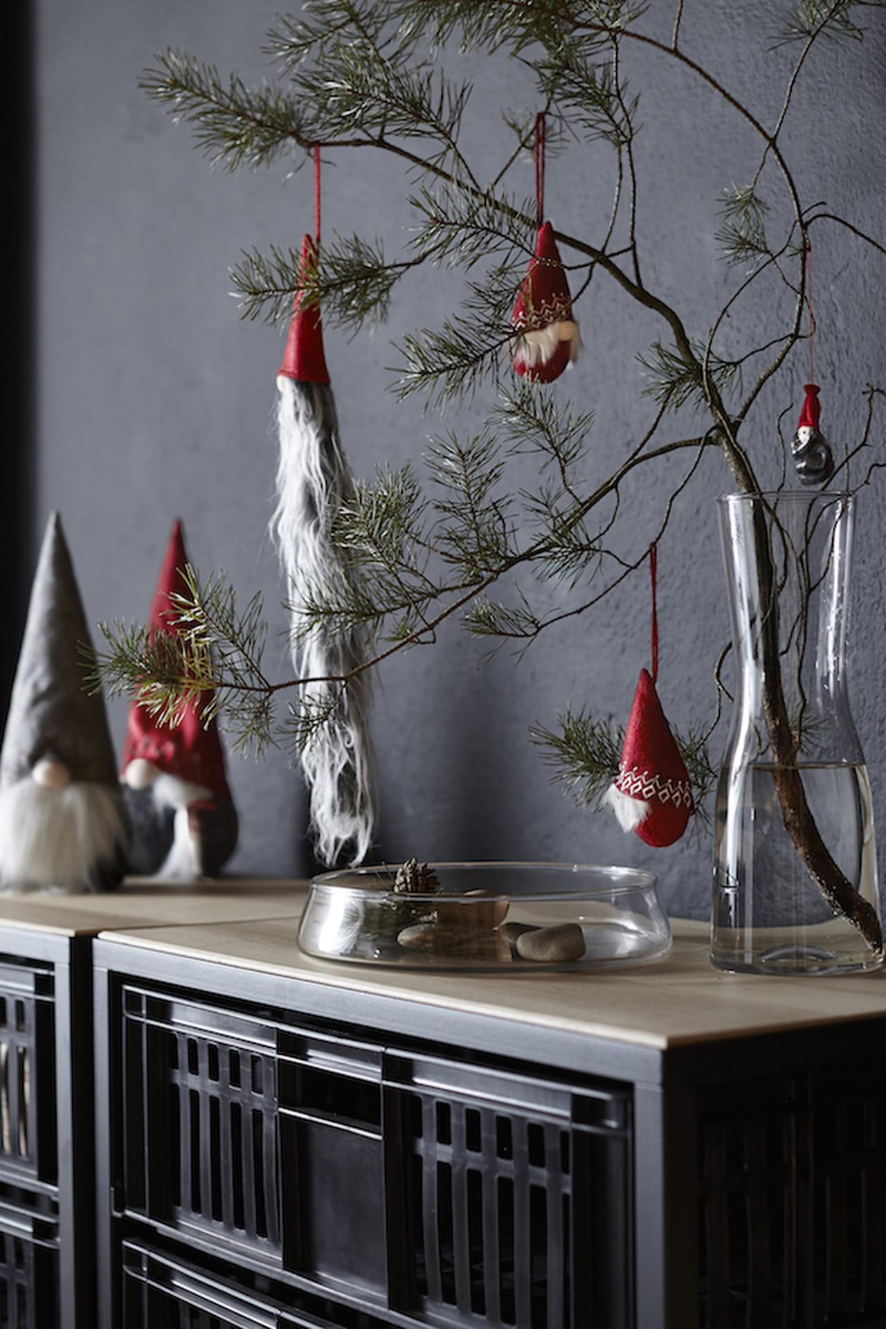 Decorazioni natalizie 2017 ikea presenta la collezione for Ikea decorazioni