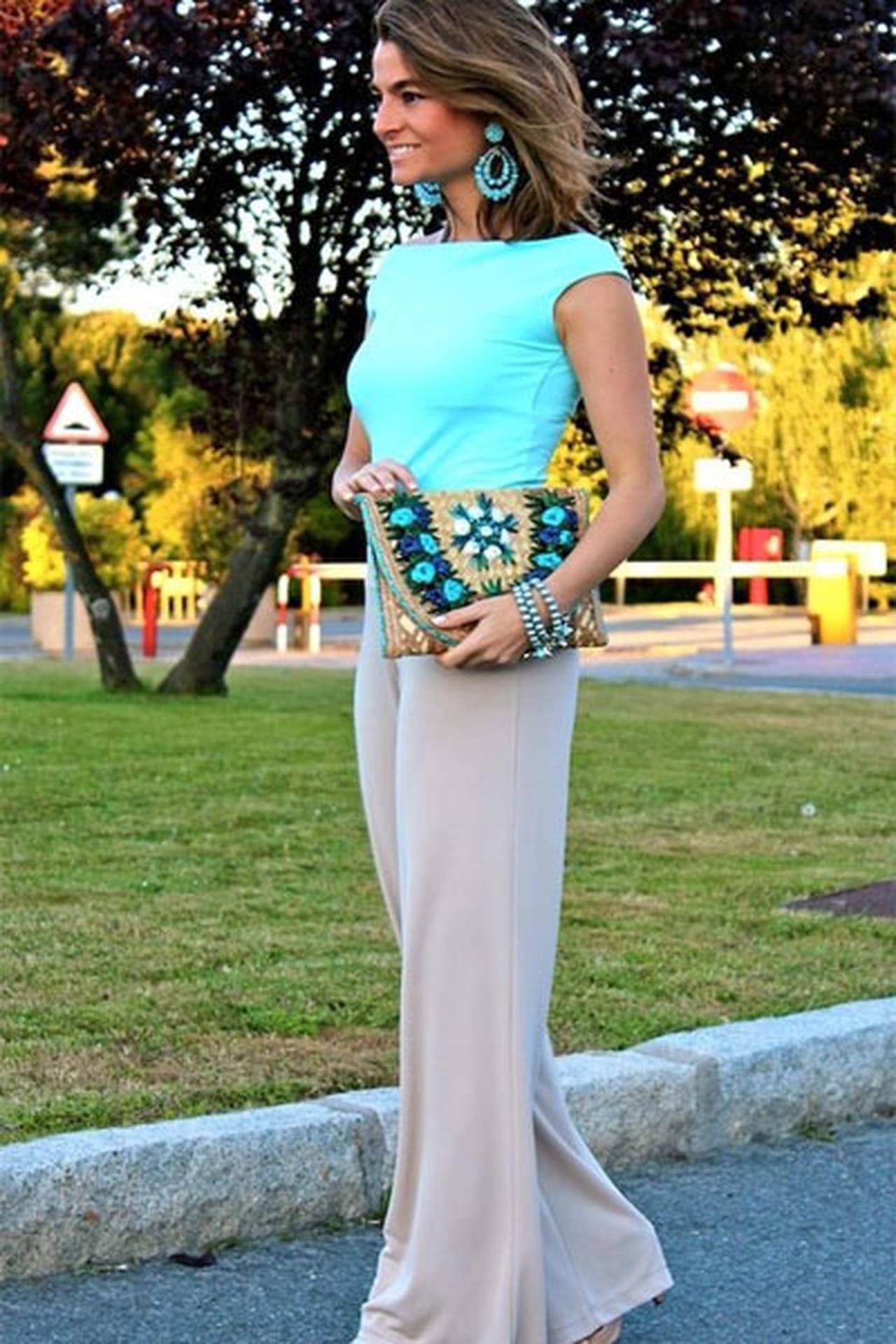 Фото модные луки лето