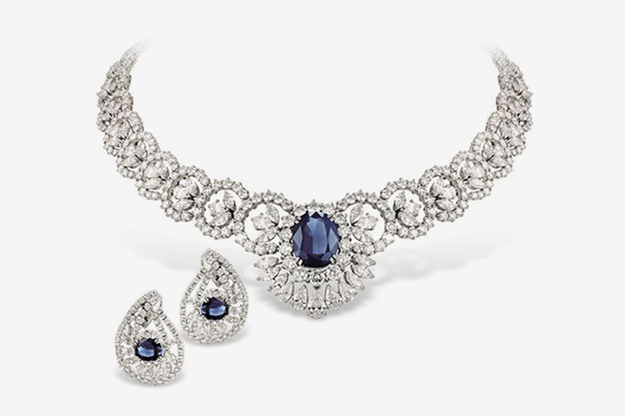 49e9f41361e1f قمّة الفخامة مع مجوهرات جورج حكيم