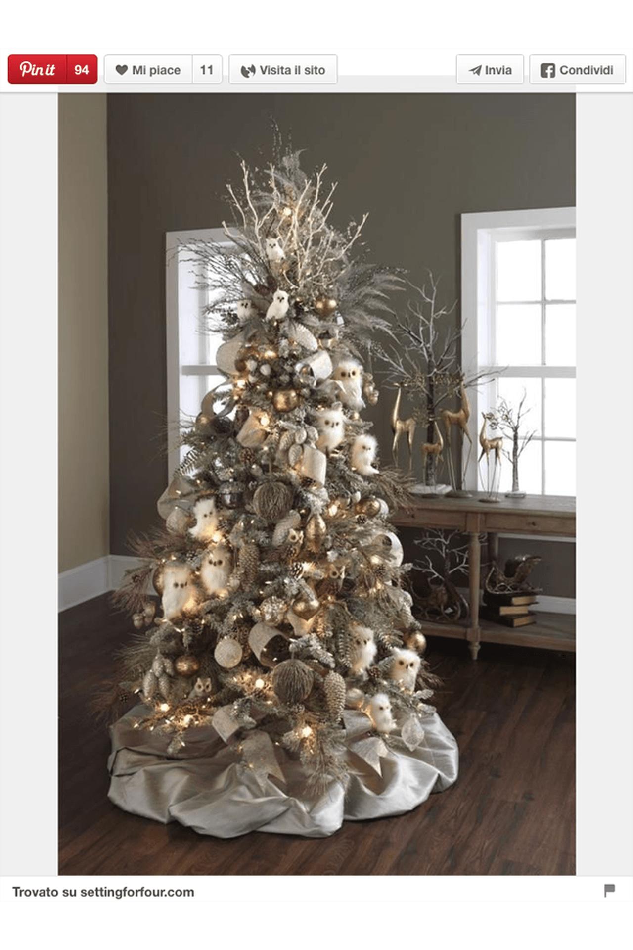 Molto Alberi di Natale: tradizionali o creativi? Spunti da Pinterest WG64