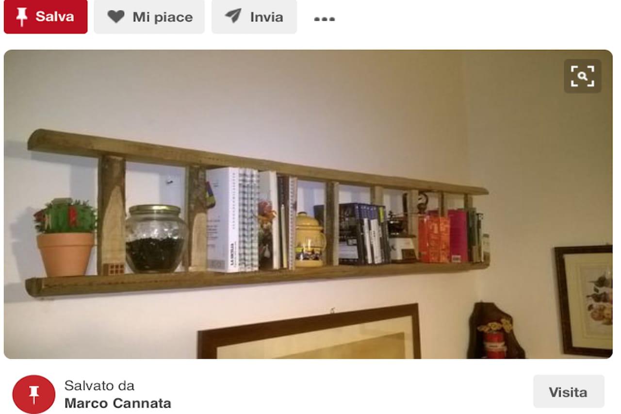 Libreria fai da te il riciclo in legno - Creare in cucina d ...