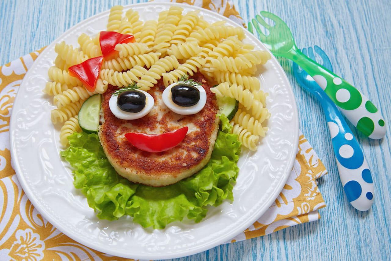 Cibo per bambini jb77 regardsdefemmes for Cucinare x cena