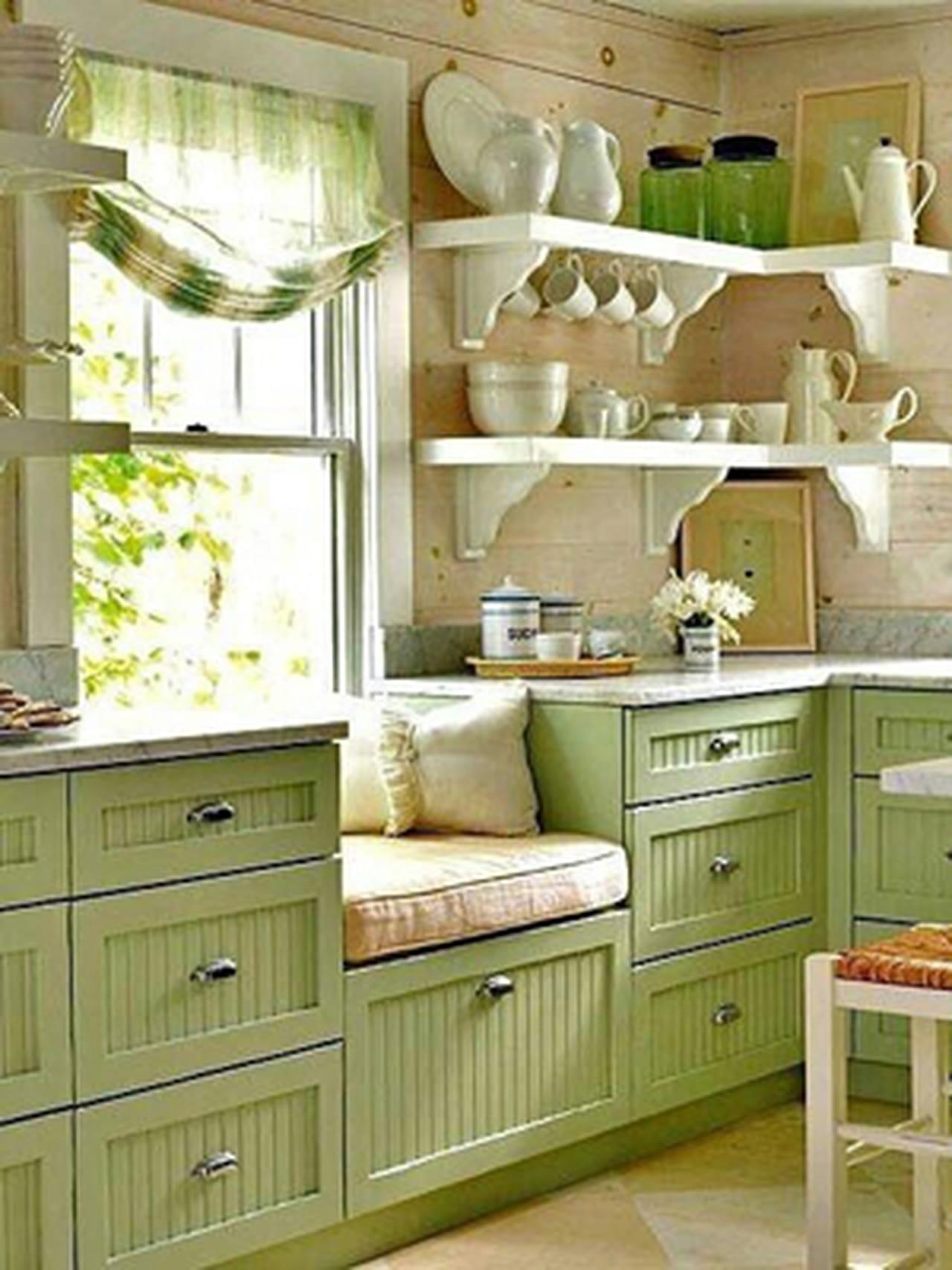 Особенности стиля прованс в интерьере кухни, особенности и х.