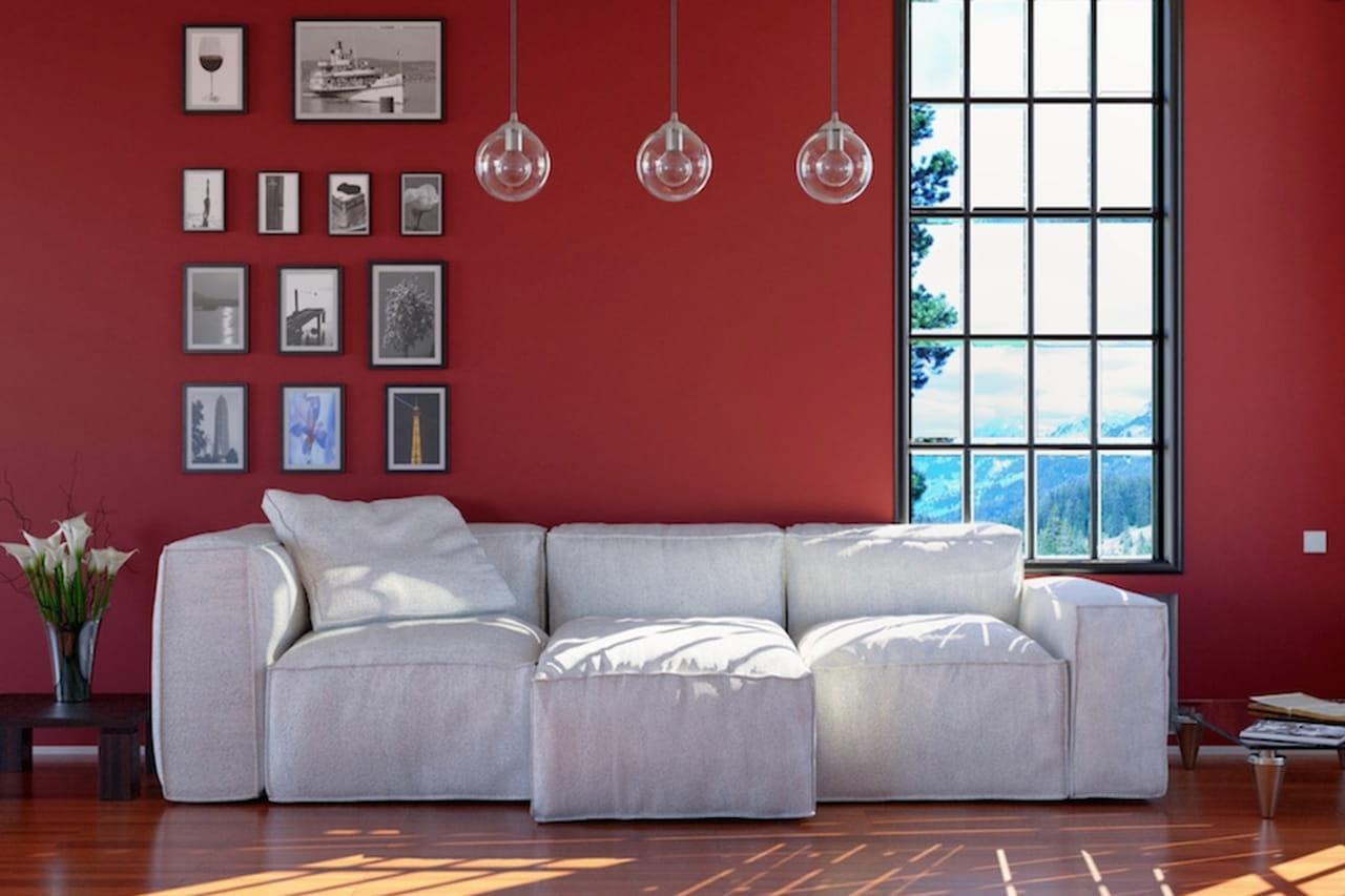 Pareti colorate idee per tutte le stanze - Che colore dare alle pareti di casa ...