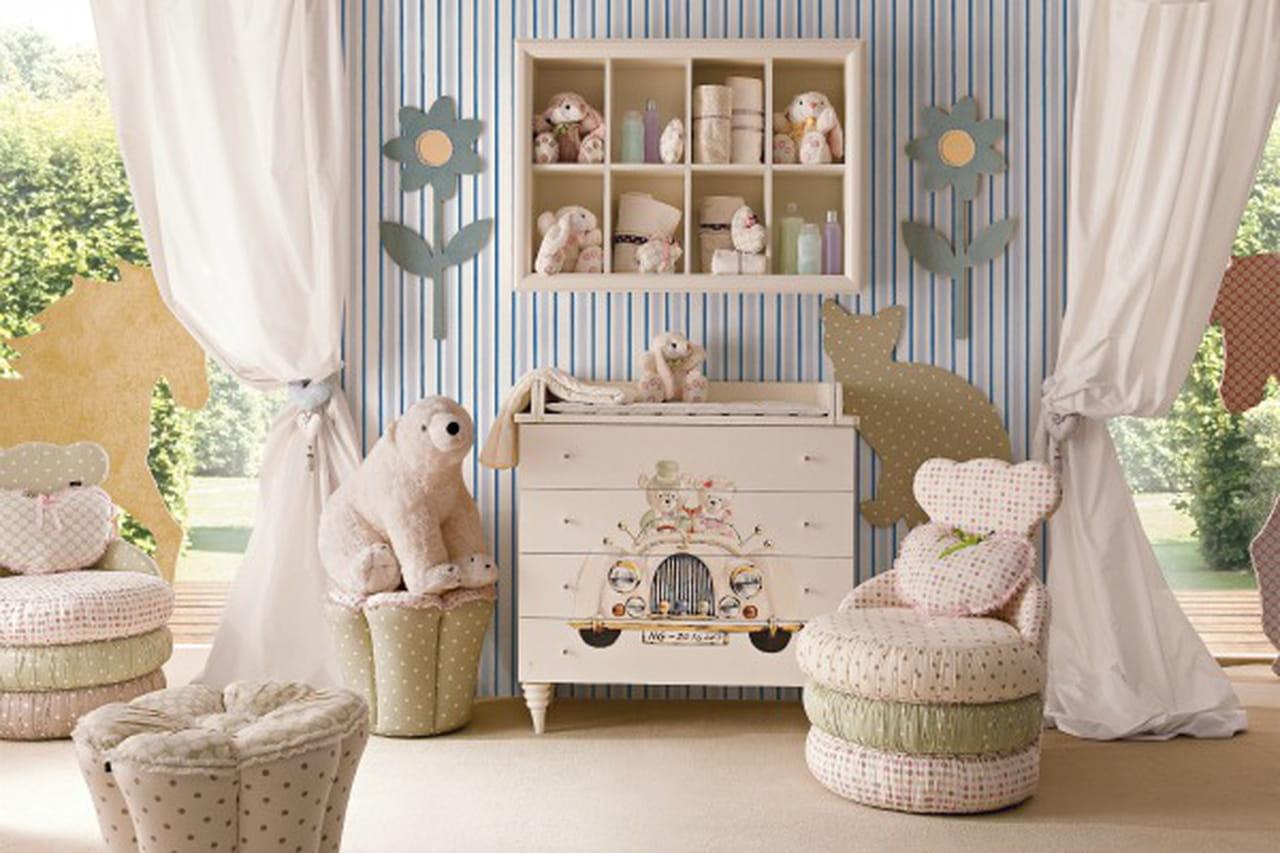 أفكار عملية سهلة لتجديد ديكور غرف الأطفال