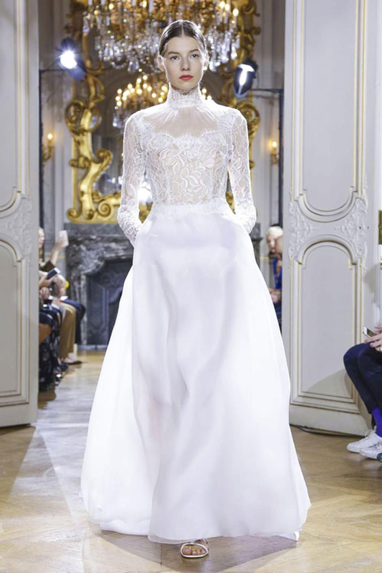 6fc93e4fc فساتين زفاف للمحجبات 2016 لعروس محتشمة وعصرية