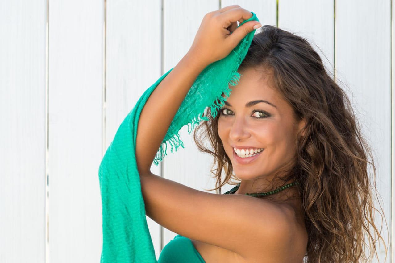 Occhi verdi: quale colore di capelli scegliere?