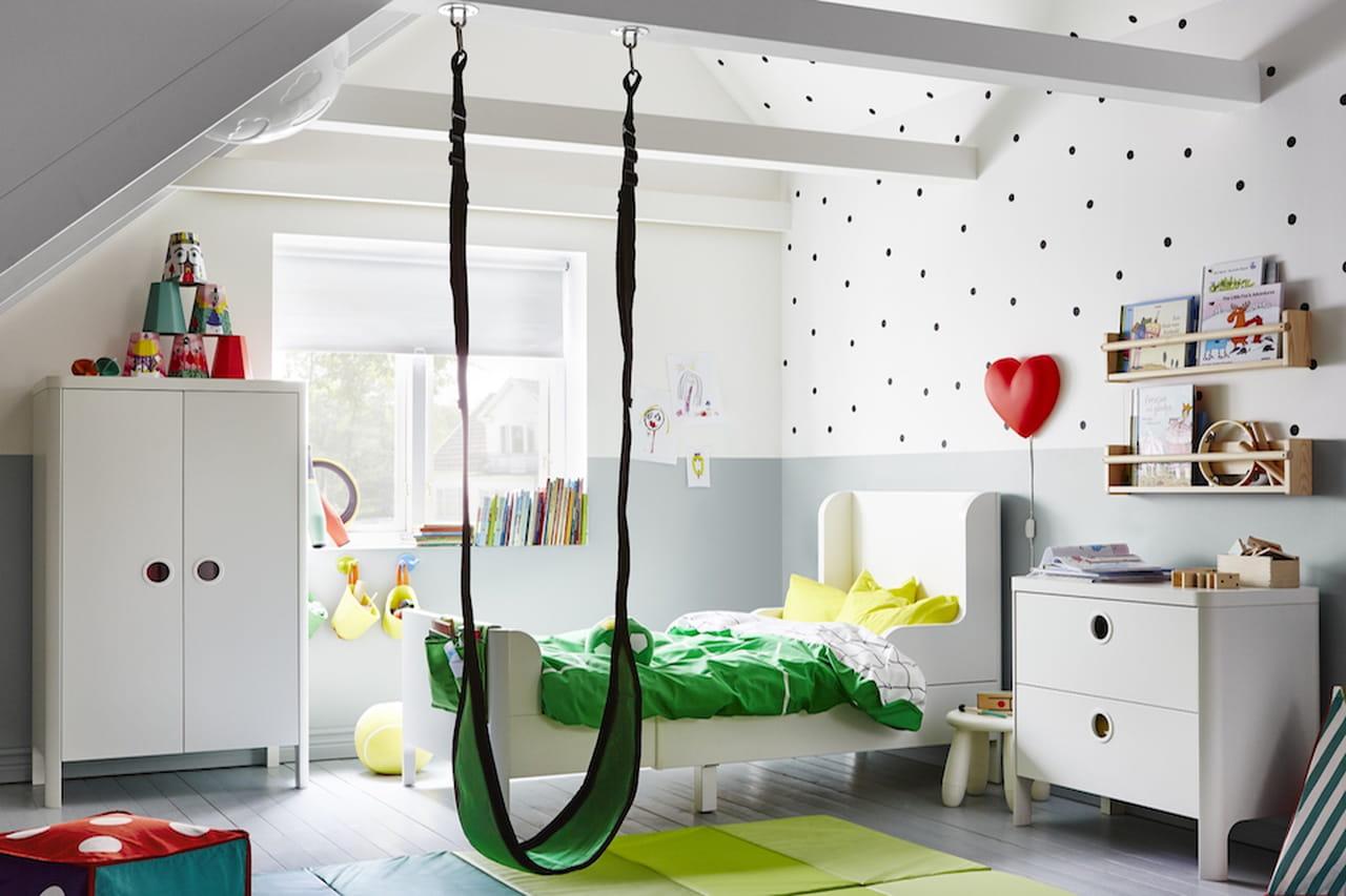 Arredo camerette neonati prima infanzia il primo della - Ikea mobili camera bambini ...