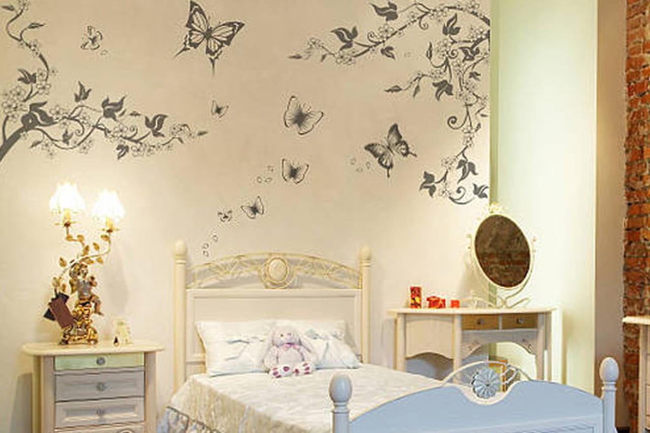 أفكار ديكور لغرف نوم اطفال